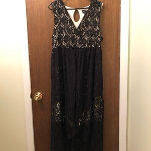 High / Low dress